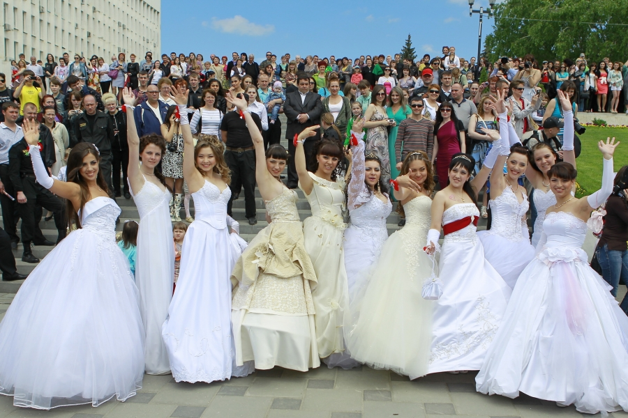 Парад Невест на КМВ - регистрация началась!