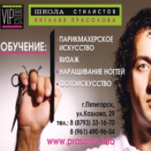 VIP-Studio - школа стилистов