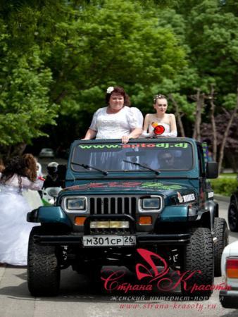 фотографии парада невест