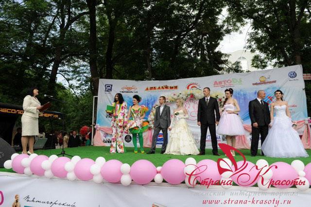 фотографии с парада невест